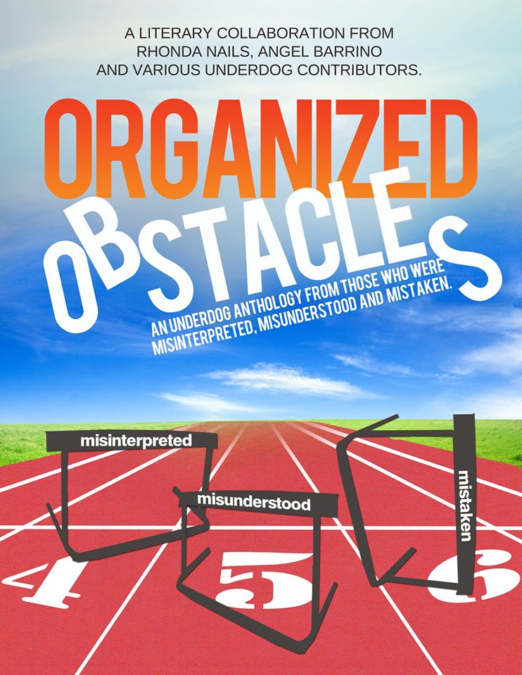 organized obstacles book cover