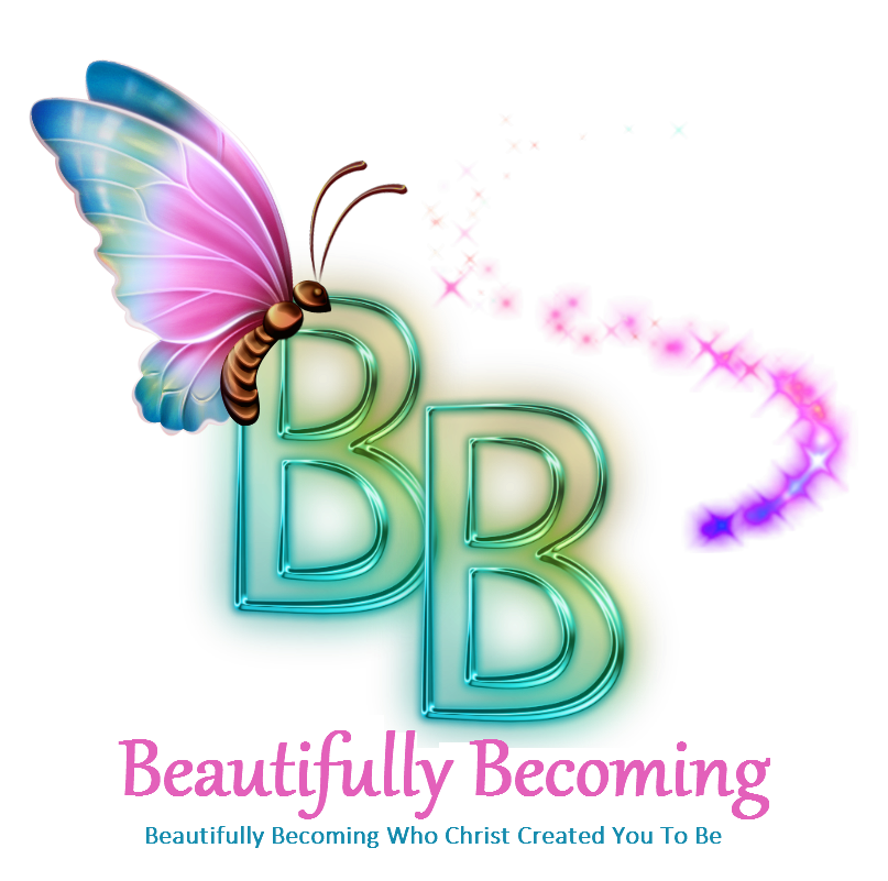 BEAUTIFULLYBECOMING LOGO